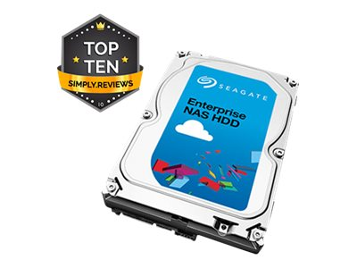 Seagate 2TB Enterprise NAS SATA 6Gb s 3.5 Internal Hard Drive, ST2000VN0001, 18141240, Hard Drives - Internal