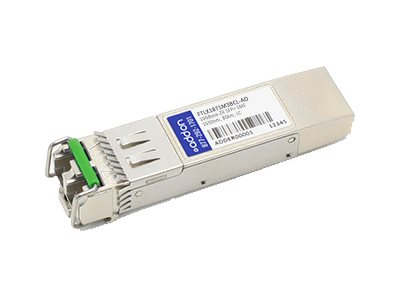 ACP-EP Finisar 10GBase-ZR SFP+ Transceiver, TAA, FTLX1871M3BCL-AO, 30581580, Network Transceivers