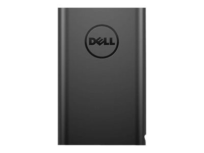 Dell Power Companion External Battery Pack, Lithium-Ion, 12,000mAh