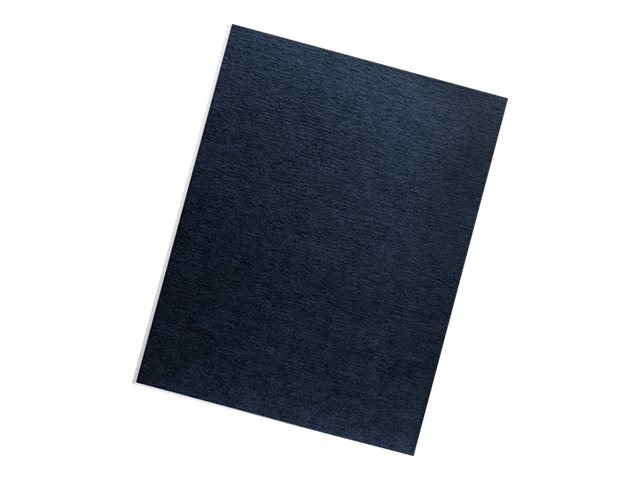 Neato Linen Presentation Covers, Letter-Size, Navy, 200-Pack
