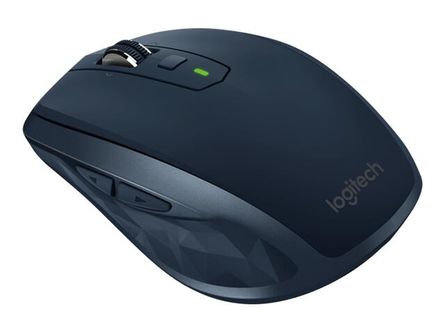 Logitech MX Anywhere 2 Wireless Mouse, Navy, 910-004967