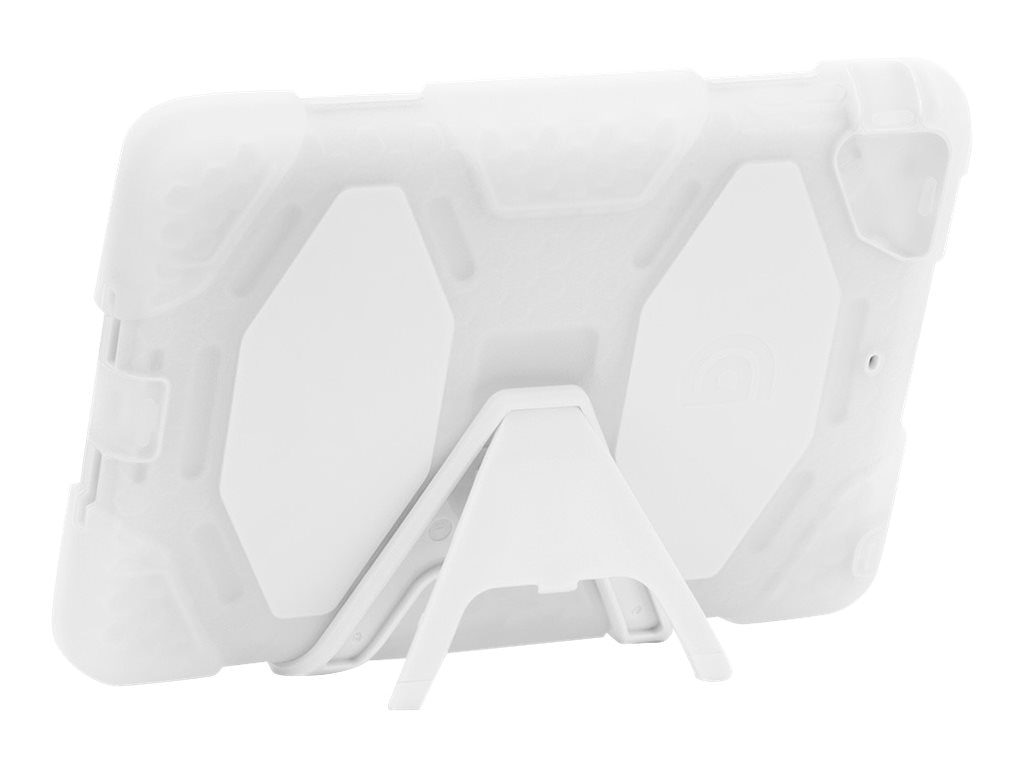 Griffin Survivor Case for iPad mini 1 2 3, Clear White, GB38946-2, 18506704, Carrying Cases - Tablets & eReaders