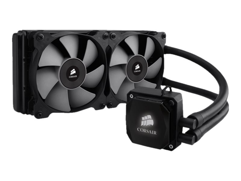 Corsair Hydro Series H100i Extreme Performance CPU Cooler, CW-9060009-WW, 15583296, Cooling Systems/Fans