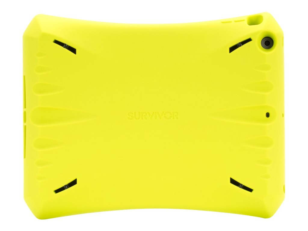 Griffin Survivor Play for iPad Air Citron, GB36293, 16232771, Carrying Cases - Tablets & eReaders