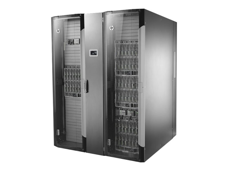 HPE Modular Cooling System 100 Expansion Rack, BW977A