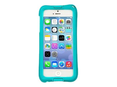 Joy Factory iPhone 5 Case aXtion Turquoise, CWD106, 15779539, Carrying Cases - Phones/PDAs