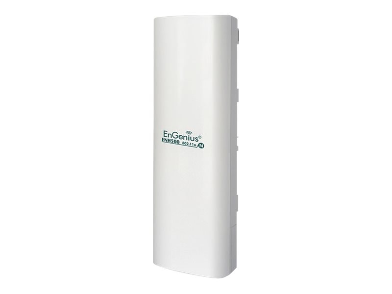 Engenius Technologies Long Range 802.11N 5GHz Wireless Outdoor AP, ENH500, 13493756, Wireless Access Points & Bridges
