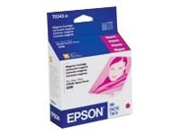 Epson Magenta Ink Cartridge for Stylus Photo 2200 Printers, T034320, 367684, Ink Cartridges & Ink Refill Kits