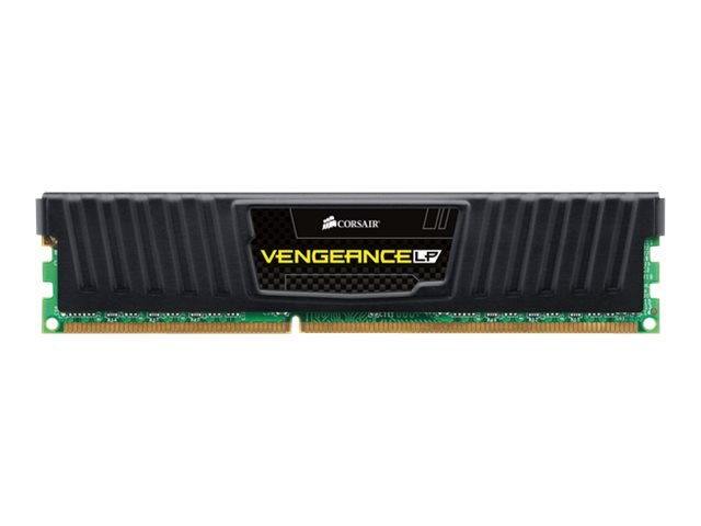 Corsair 8GB 9-9-9-24 Vengeance Low Profile 1600MHZ DDR3 1X240 DIMM, CML8GX3M1A1600C9