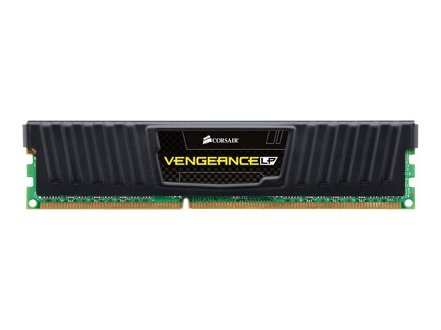 Corsair 8GB 9-9-9-24 Vengeance Low Profile 1600MHZ DDR3 1X240 DIMM, CML8GX3M1A1600C9, 17705251, Memory