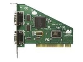 Lava PCI 2-Port Serial DB9-RoHS, DSERIAL-PCI-R, 7153798, Controller Cards & I/O Boards
