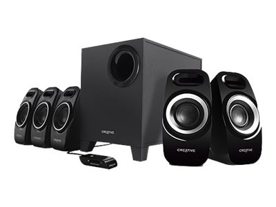 Creative Labs T6300 5.1-Channel Speakers
