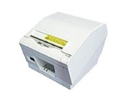 Star Micronics TSP847IIL Thermal Friction 2 Color Ethernet Printer - Gray w  Cutter & Tear Bar, 37962130, 11671934, Printers - POS Receipt