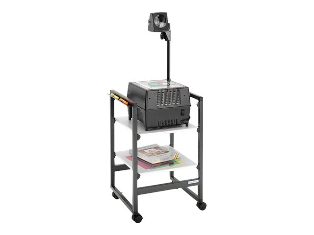 Da-Lite Universal Mobile Projector Table, 30in Height, 90002, 13618678, Computer Carts
