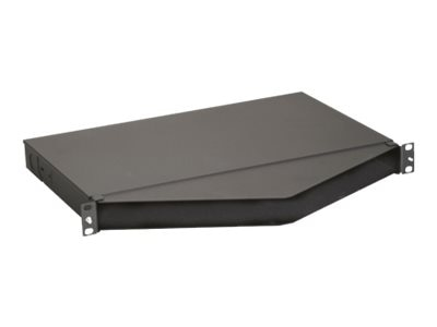 Panduit Rack Mount Fiber Tray Angled 1U, FMT1A