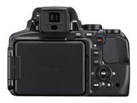 Nikon CoolPix P900 Digital Camera, Black, 26499