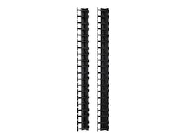 APC Vertical Cable Manager for NetShelter SX 600mm Wide 42U (Qty 2), AR7721, 16489779, Rack Cable Management
