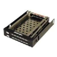Addonics Dual Snap-in Mobile Rack for 2.5 SATA Hard Drive, AE25SNAP2SA, 8887064, Drive Mounting Hardware