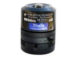Axis Theia Varifocal Ultra Wide Lens 1.8-3.0 mm, 5503-161, 33635475, Camera & Camcorder Lenses & Filters