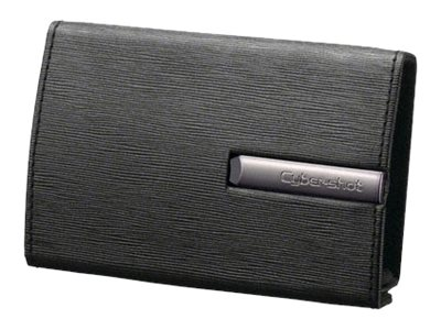 Sony Leather Cover with Stylus, Black, LCJTHE/B, 10174101, Carrying Cases - Camera/Camcorder