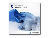 Autodesk Corp. Revit LT 2016 Commercial New Single-user Additional Seat 3-Year Sub w Advanced Support  Promo, 828H1-003871-T744-VC, 31634727, Software - CAD