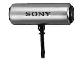 Sony Tie Clip Microphone, Omni-directional, Stereo, ECMCS3, 13126420, Microphones & Accessories
