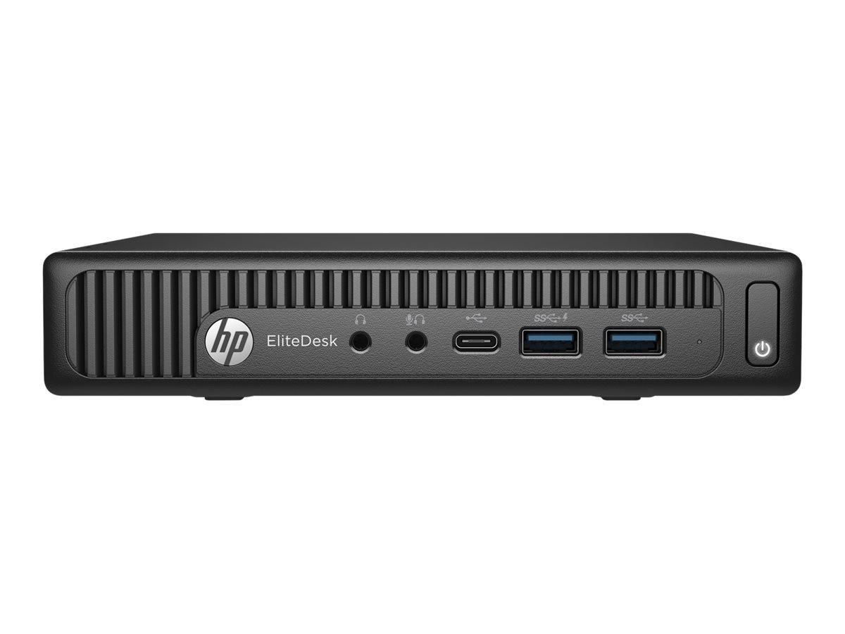 HP EliteDesk 800 G2 2.5GHz Core i5 8GB RAM 256GB hard drive, P4K09UT#ABA, 30722725, Desktops