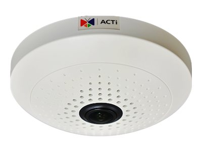 Acti B55 10MP Day Night Basic WDR Indoor Fisheye Dome, B55