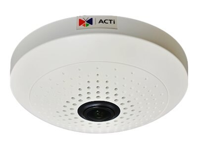 Acti B55 10MP Day Night Basic WDR Indoor Fisheye Dome, B55, 16666026, Cameras - Security