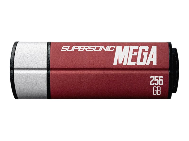 Patriot Memory 256GB Supersonic Mega USB 3.1 Flash Drive, PEF256GSMGUSB