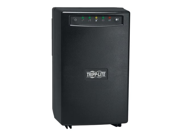 Tripp Lite 750VA UPS OMNI Tower Full Isolation AVR Line-Interactive (6) Outlet, OMNI750ISO, 6343223, Battery Backup/UPS