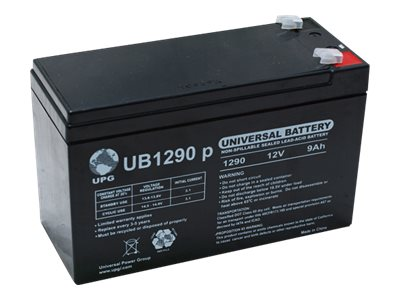 Ereplacements SLA Battery, UB1290-ER, 16146400, Batteries - Other