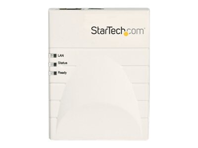 StarTech.com 1-Port USB 10 100 Mbps Print Server PC Mac