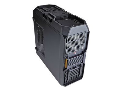 In-win Chassis, BUC 101 Mid Tower, ATX, 3x5.25 Bays, 5x2.5 3.5 Bays, 7xSlots