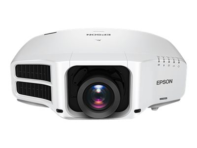Epson Pro G7500U WUXGA 3LCD Projector with Standard Lens, 6500 Lumens, White, V11H750020, 31857111, Projectors