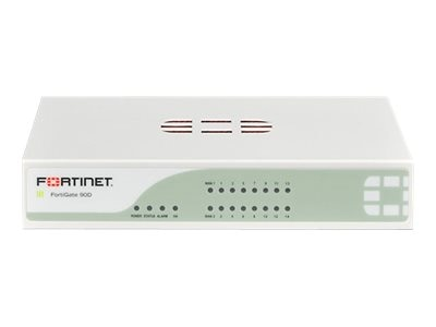 Fortinet FortiGate-90D Hardware Only, FG-90D, 15269256, Network Firewall/VPN - Hardware