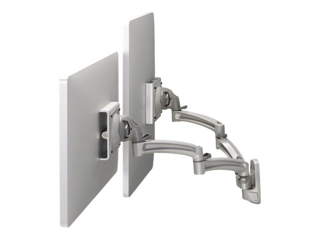 Chief Manufacturing KONTOUR K2W WALL MOUNT SWING ARMS, DUAL MONITORS
