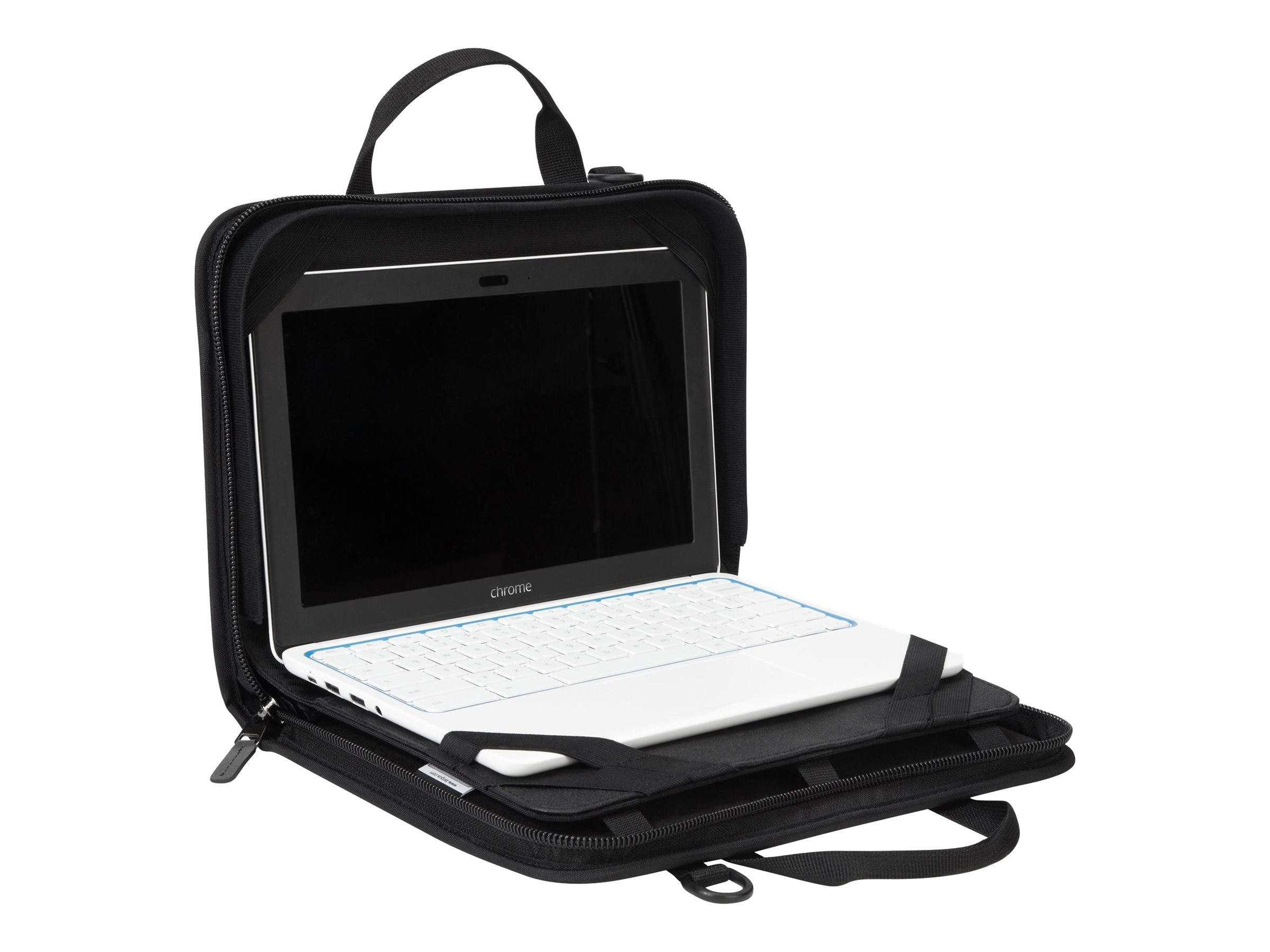 Targus Rugged Chromebook Lift Work-In Case, Black, TKC004