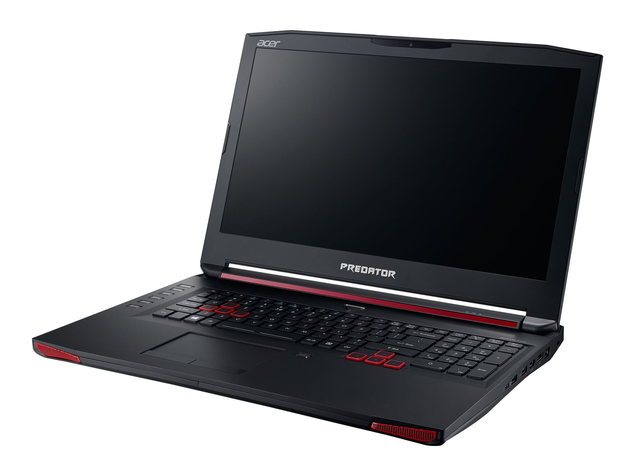 Acer Aspire Predator G9-791-707M 2.6GHz Core i7 17.3in display, NH.Q03AA.002, 31836601, Notebooks