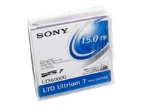 Sony 6TB LTO-7 Linear Open Tape Cartridge, LTX6000G