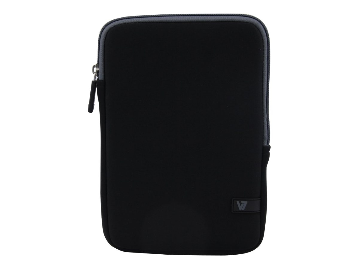 V7 Ultra Protective Sleeve for Tablet 8, iPad mini Retina Display, Black Gray, TDM23BLK-GY-2N, 16584830, Protective & Dust Covers