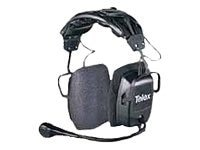 Bosch Security Systems PH-2 Dual-Sided Full Cushion Medium Weight Headset Pigtail Terminator