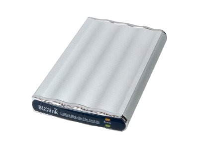 Buslink Media 250GB USB 2.0 Portable Solid State Drive, DL-250SSDU2