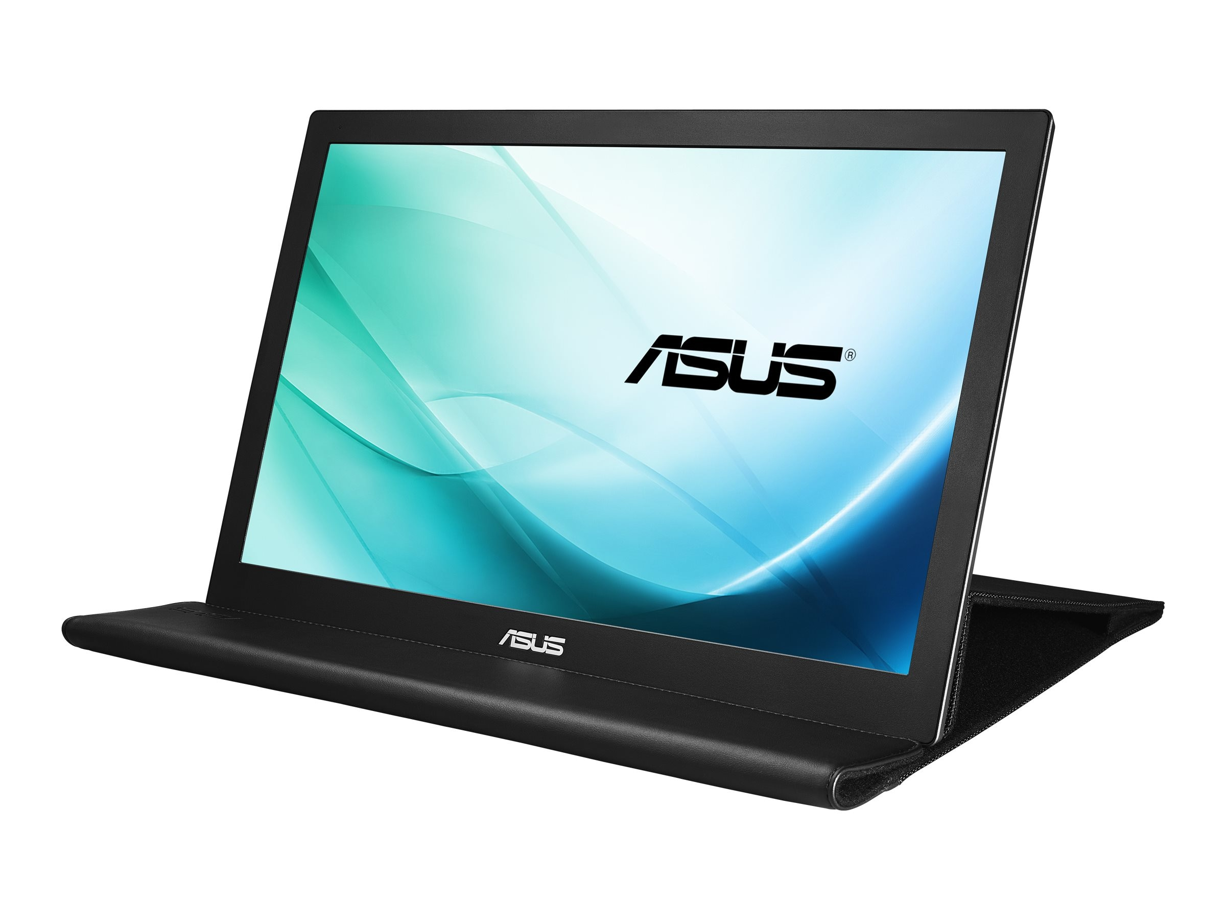 Asus 15.6 MB169B+ Full HD LED-LCD Monitor, Black, MB169B+