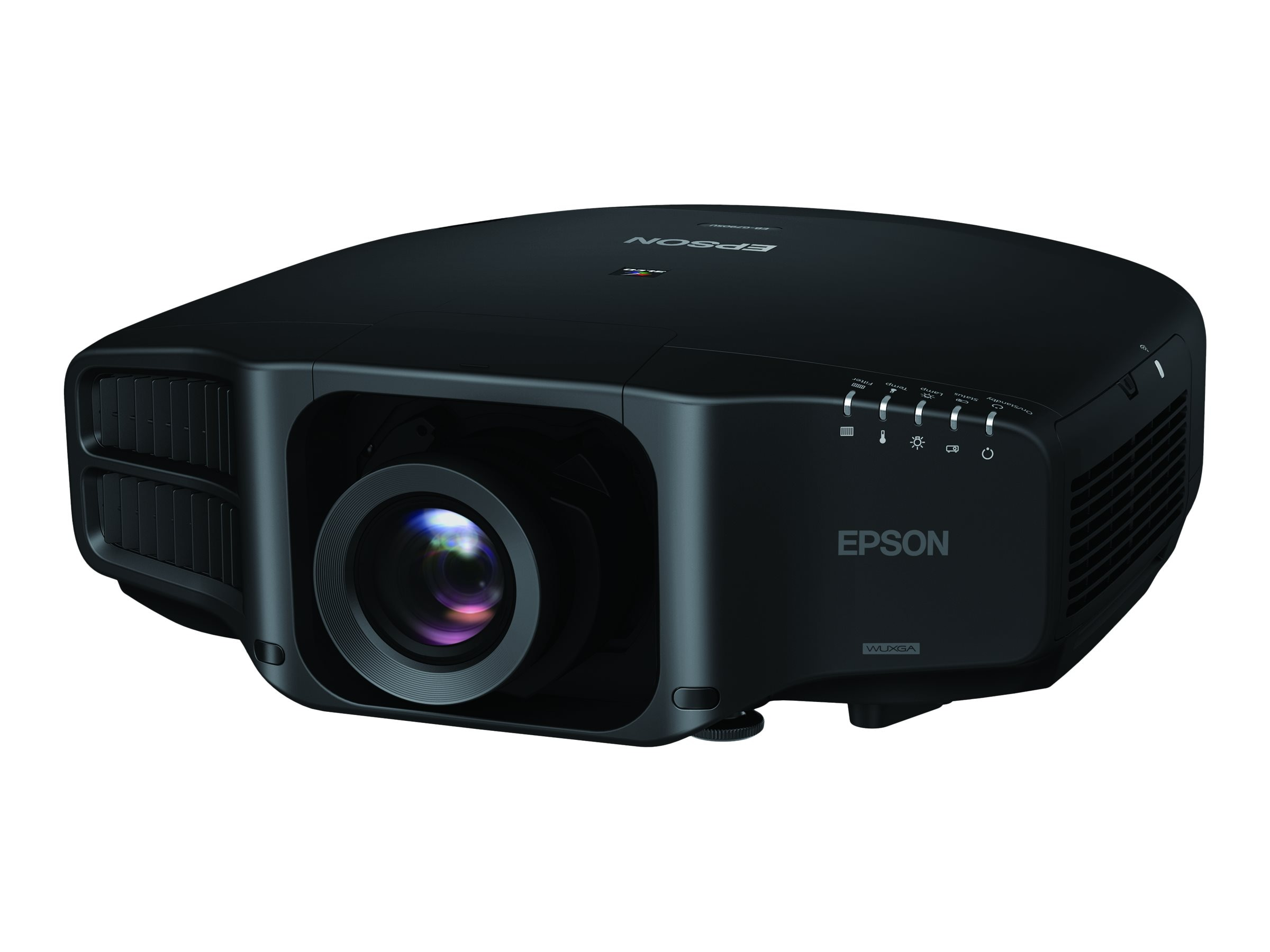 Epson Pro G7905U WUXGA 3LCD Projector with Standard Lens, 7000 Lumens, Black