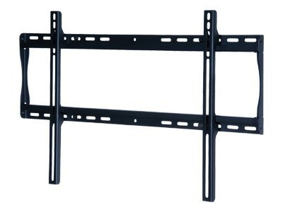 Peerless SmartMount Universal Flat Wall Mount for 37 to 75 Displays, Black, SF650P, 8332974, Stands & Mounts - AV