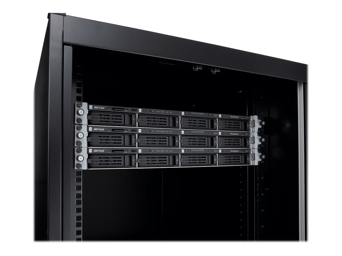BUFFALO TeraStation 3400 16TB RAID NAS, TS3400R1604, 15998504, Network Attached Storage