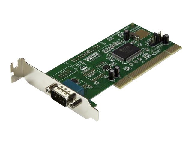 StarTech.com Low-Profile 1-Port Serial PCI Card