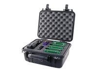 wiebeTECH v4 Connector Kit, with Pelican case