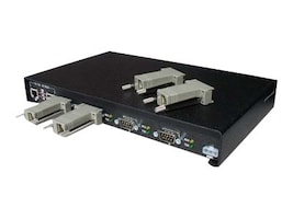 Comtrol DeviceMaster RTS 4-Port-DB9 RJ45 RoHS, 99446-6, 7220655, Remote Access Hardware